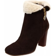 Marc by Marc Jacobs Women's Squer 61682026 Bootie Chocolate - Boots - $197.82