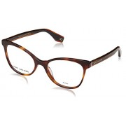 Marc Jacobs frame (MARC-284 086) Acetate Havana - Black - Eyewear - $134.36