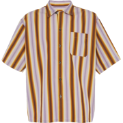 Marni Button up printed stripe shirt - Shirts -