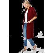 Maxi Cardigan, Fashion - Dresses -