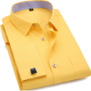 Men's yellow shirt (Ali Express) - Shirts -
