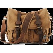 Military Style Messenger Bag - Kurier taschen - $89.99  ~ 77.29€