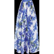 Mimosa Organza Ball Skirt - Gonne -