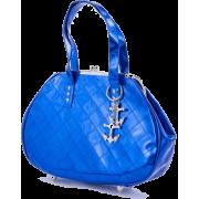 Nautical Retro Purse - Hand bag -