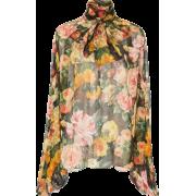 Moda Operandi Dolce Gabana Blouse - Long sleeves shirts -