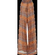 Moda Operandi Print Pants - Capri & Cropped -