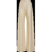 Moda Operandi Rosetta Getty Pants - Capri & Cropped -