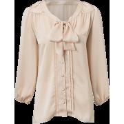 bluza - Long sleeves shirts -