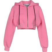Moschino - Cropped sweatshirt - Pullovers -