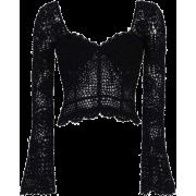 Moschino Long Sleeve Sweater - Long sleeves shirts -