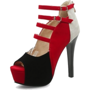 Multi Color Shoes - Classic shoes & Pumps -