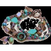 Multi Strand Bracelet - Bracelets - $46.00