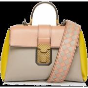 Multicolor Piazza Leather Top Handle Bag - Bag - $2,650.00