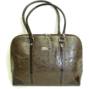 Mundi Executive Dome Carrier Brown - Wallets - $34.00