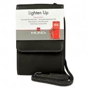 Mundi Lighten Up Organizer Wallet With Strap BLACK - Wallets - $24.50