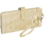 Mundi Yoko Clutch Wallet Gold - Wallets - $33.25