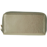 Mundi Zip Around Classic Clutch - Wallets - $21.93