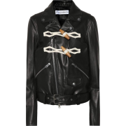 NEW ARRIVAL JW ANDERSON Leather jacket - Chaquetas -