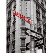 NYC Broadway - Pozadine -