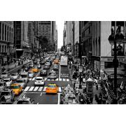 NYC Yellow Cab - Pozadine -