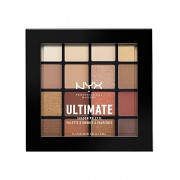 NYX PROFESSIONAL MAKEUP Ultimate Shadow Palette, Warm Neutrals, 0.46 Ounce - Kosmetyki - $18.00  ~ 15.46€