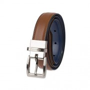 Nautica Big Boys' Dress Reversible Belt With Contrasting Stitch - Accessories - $10.12  ~ £7.69