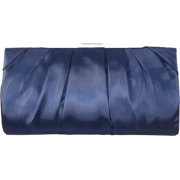 Navy Blue Heels - Clutch bags -