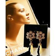 New Elegant stud earrings (allergy free - Illustrations -