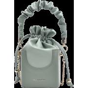 New Trendy Wild Style Chain Shoulder Messenger Bag Fashion Bucket Bag Nhtc253867 - 女士无带提包 -