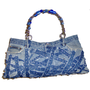 Crystals in the rough - Bolsas - $125.00  ~ 107.36€