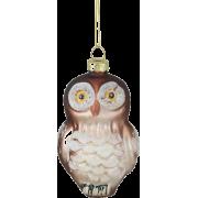 Northlight owl ornament - Predmeti -