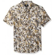O'Neill Men's Modern Fit Short Sleeve Woven Party Shirt - Shirts - $49.45