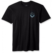 O'Neill Men's Standard Fit Front and Back Logo Short Sleeve Tee - Shirts - $21.95