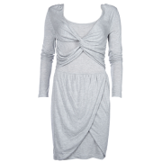 ONLY - Audrey ls wrap dress id - Dresses - 269,00kn  ~ $42.35