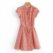 One-piece printed wrap skirt Tie-string - Haljine - $27.99  ~ 177,81kn