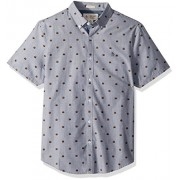 Original Penguin Men's Short Sleeve Burger Printed Shirt - Shirts - $79.00