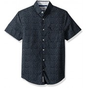 Original Penguin Men's Short Sleeve Stretch Poplin - Shirts - $79.00