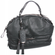 Oryany Women's Holly Satchel English Green - Bag - $284.00