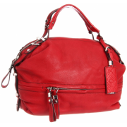 Oryany Women's Holly Satchel Scarlet Red - Torbe - $210.56  ~ 180.85€