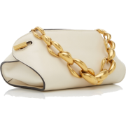 Oscar de la Renta Small Nolo Chain Leath - Hand bag -