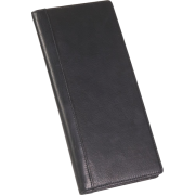 Osgoode Marley Cashmere Business Card Directory Black - Wallets - $50.40