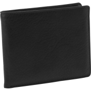Osgoode Marley Cashmere ID Pass Case Billfold Black - Wallets - $45.00