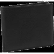 Osgoode Marley Cashmere ID Pass Case Billfold Black - Wallets - $45.00