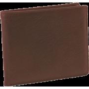 Osgoode Marley Cashmere ID Pass Case Billfold Brandy - Wallets - $46.99