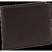 Osgoode Marley Cashmere ID Pass Case Billfold Mocha - Wallets - $54.50