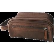 Osgoode Marley Cashmere Medium Travel Kit Black - Bag - $52.65