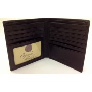 Osgoode Marley Sienna Collection Leather ID Hipster Wallet - Black - Carteiras - $62.00  ~ 53.25€