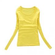 PEATAO Fall Blouse Ladies Long Sleeve tees Long Sleeve Undershirts Knits & Tees - Košulje - kratke - $7.09  ~ 6.09€