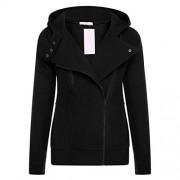 PEATAO Fashion side zipper hoodie for women long sleeve sweatshirt jacket - Outerwear - $35.99  ~ 228,63kn