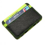 PEATAO slim magic wallets for men pu leather wallet for men card holder wallet with money clip Money Clips - Wallets - $6.16
